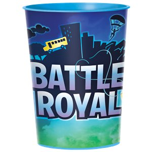 Battle Royal Plastic Favour Cup