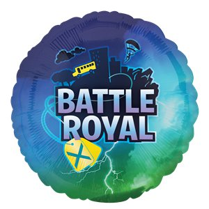 Battle Royal Balloon - 18