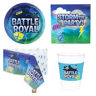 Battle Royal Party Pack