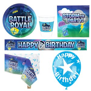 Battle Royal Deluxe Party Pack