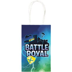 Battle Royal Paper Party Bag - Loot Bag