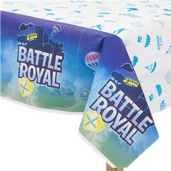 Battle Royal Paper Tablecover - 1.35m x 2.4m