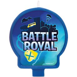 Battle Royal Candle - 7cm