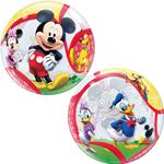 Mickey & His Friends Bubble Balloon - 22