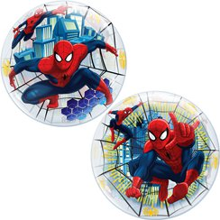 Ultimate Spider-Man Bubble Balloon - 22""