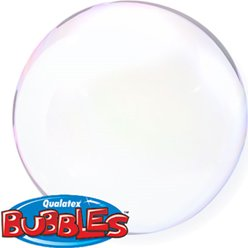 Clear Bubble Balloons - 20""