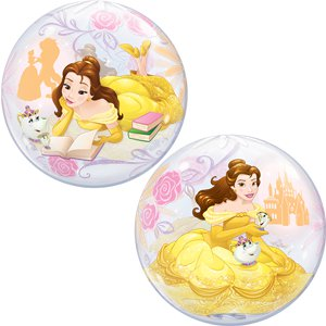 Disney Princess Belle Bubble Balloon - 22