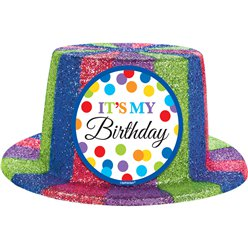Birthday Bright Top Hat