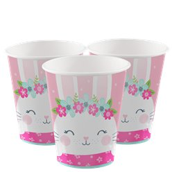Birthday Bunny Cups - 9oz