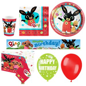Bing Party Pack - Deluxe Pack for 16
