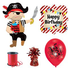 Pirate Balloon Bouquet