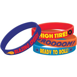 Blaze and the Monster Machines Rubber Bracelets