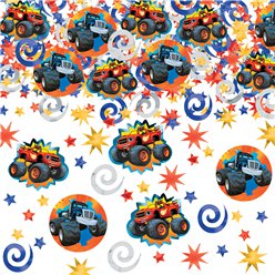 Blaze and the Monster Machines Confetti Pack - 34g