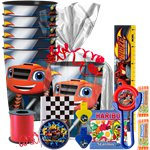 Blaze & The Monster Machines Gift Cup Kit For 8