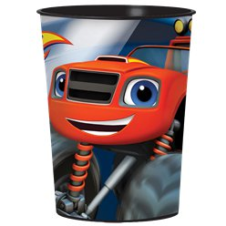 Blaze and the Monster Machines Plastic Favour Cup