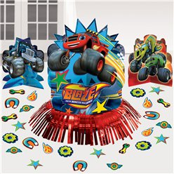Blaze and the Monster Machines Table Decorating Kit