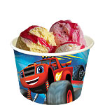 Blaze and the Monster Machines Treat Cups