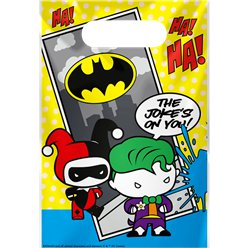 Batman & Joker Paper Lootbags