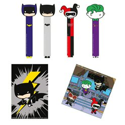 Batman & Joker Favour Pack