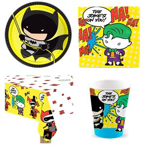 Batman V Joker Value Party Pack