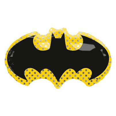 Batman & Joker SuperShape Balloon - Foil