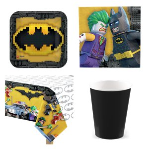 LEGO Batman Party Pack - Value Pack For 8
