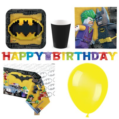 LEGO Batman Deluxe Party Pack