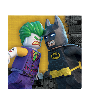 LEGO Batman Party Pack - Deluxe Pack for 8