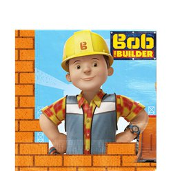 Bob the Builder Napkins - 33cm