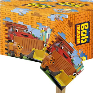 Bob the Builder Tablecover -1.2m x 1.8m