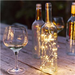 Boho Bottle Stopper LED Lights