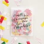 Boho Wedding Tissue Confetti