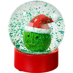 Botanical Sprout Snow Globe