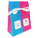 Bow or Bow Tie Party Bags - Paper Favour Bags