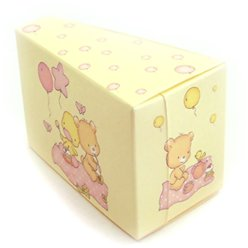 Pink Baby Shower - Cake Boxes