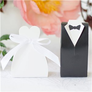 Bride Favour Boxes