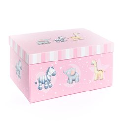 Baby Girl Medium Gift Box