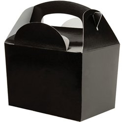 Black Party Boxes - 15cm