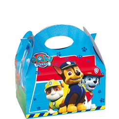 Paw Patrol Party Box - 14cm long