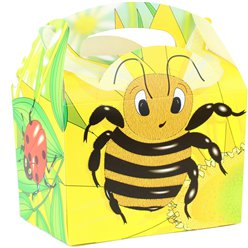 Bugs Party Box - 15cm long