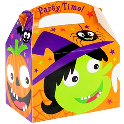 Halloween Party Time Party Box - 15cm long