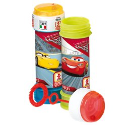 Cars 3 Party Bubbles - 60ml