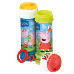 Peppa Pig Bubble Tub 1 (Bubbles)