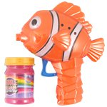 Clown Fish Bubble Gun