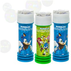 Sonic Bubble Tubs - 60ml