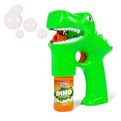 Dino Bubble Gun Battery
