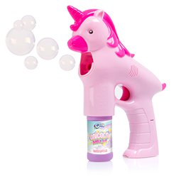 Unicorn Bubble Gun Battery