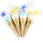 Mallow Ice Cream Cones