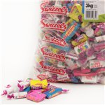 Swizzels Mini Sweet Mix 3kg Bulk Bag