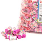 Swizzels Mini Love Heart Rolls 3kg Bulk Bag